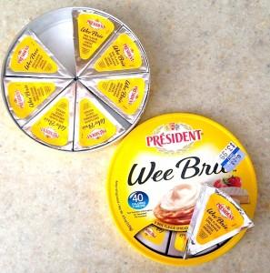 President Wee Brie