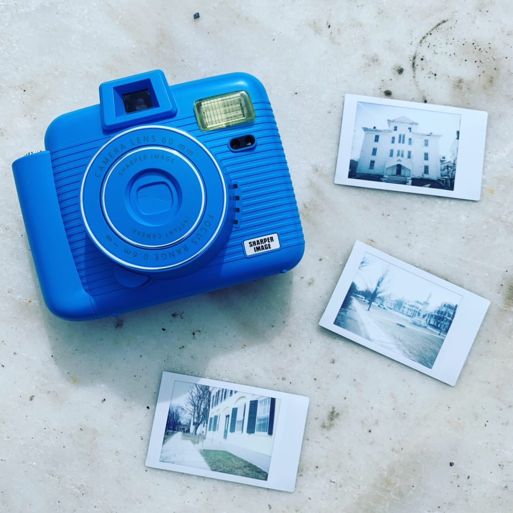 sharper image instant camera review